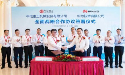 Kineski proizvođač opreme za preradu minerala potpisuje ugovor o digitalizaciji sa Huaweijem